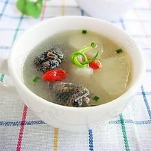 萝卜枸杞乌鸡汤