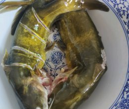 黄蜂鱼去黄so easy的做法
