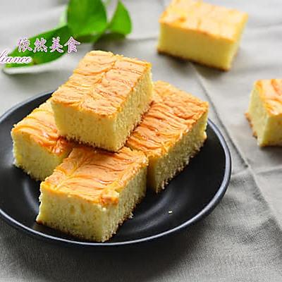 分蛋-海绵千叶纹蛋糕
