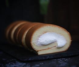 原味蛋糕卷的做法