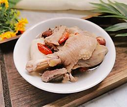 #营养小食光#【养生老鸭汤】‼️胃健脾汤鲜味美的做法