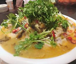 #餐桌上的春日限定#家常酸菜鱼的做法