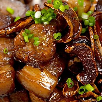 脆姜鱼露炒猪肉 美食台
