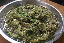 本土川菜-叉茄子(耙茄子)的做法
