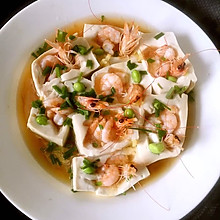 豆腐蒸虾仁