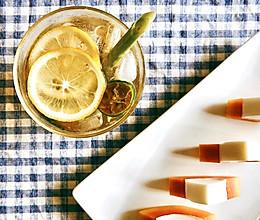 #美食视频挑战赛#香茅干姜柠檬水的做法