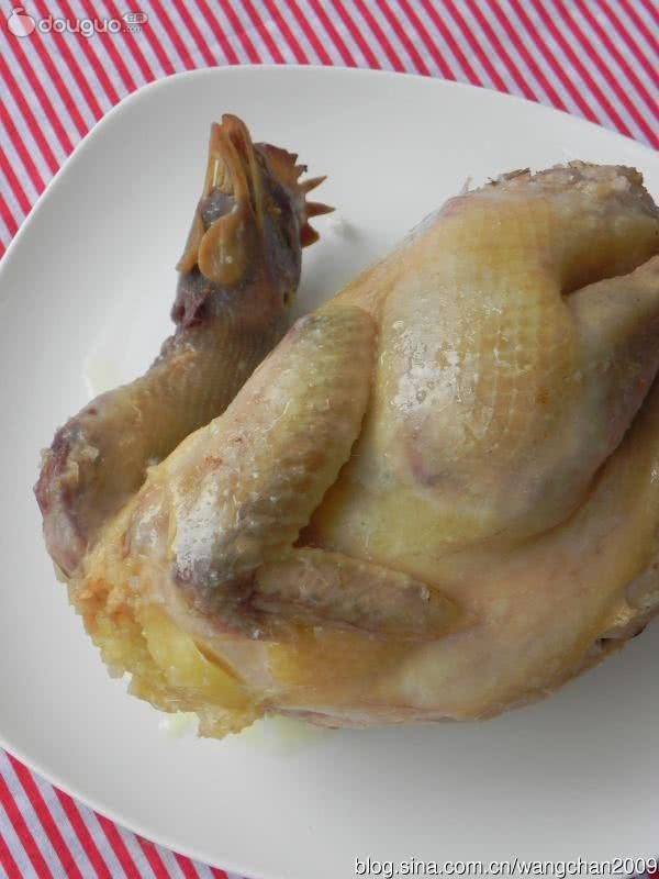 客家盐焗鸡的做法