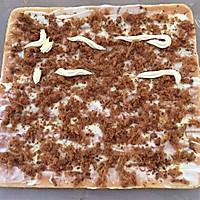 最啰嗦版-肉松蛋糕卷-爆出这么多秘密会被打吗?的做法图解24