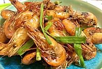 清甜小美味:爆河虾的做法