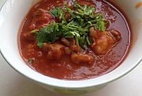 西红柿炖牛肋排肉的做法