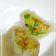 #我要上首焦#西葫芦虾皮鸡蛋饺子