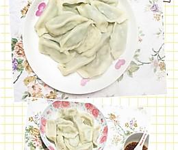 小白菜猪肉饺子的做法