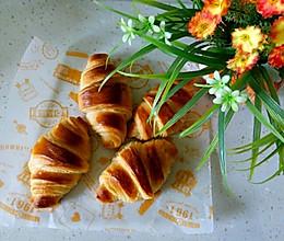可颂小面包的做法