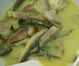 野生泥鳅汤的做法