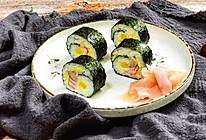 寿司的制作方法~紫菜寿司&反转寿司&稻荷寿司&玉子烧寿司的做法