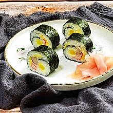 寿司的制作方法~紫菜寿司&反转寿司&稻荷寿司&玉子烧寿司