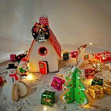 圣诞姜饼屋#令人羡慕的圣诞大餐#