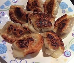 猪肉煎饺的做法