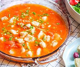 减脂、儿童|番茄烩龙利鱼的做法