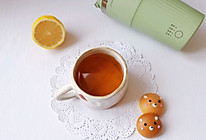 """柠檬茶 清新解腻#美食说出""""新年好""""#的做法"""