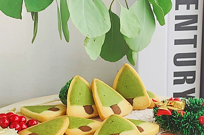给自己造棵能吃的圣诞树,圣诞树饼干