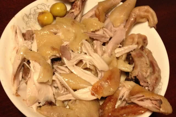电饭煲手撕鸡的做法