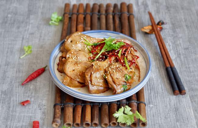 #秋天怎么吃#竹荪天麻火腿鸡