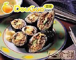 寿司泡面卷