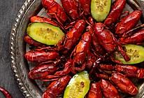 香辣小龙虾,日常调味品足以的做法