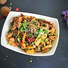 """干锅杂蔬鸡""""父亲节,给老爸做道菜"""""""