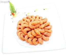 黄金海中虾的做法