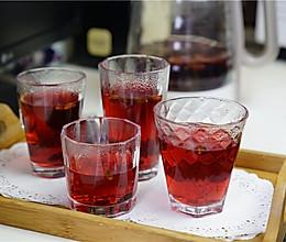 洛神花红枣茶的做法