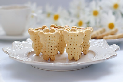 小熊苏打饼干