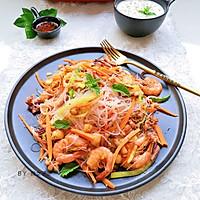 #麦子厨房#美食锅之泰式海鲜粉丝沙拉的做法图解13