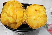 烤地瓜(家常电烤箱)的做法