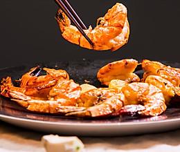 喼汁大虾:把虾做好很简单,一种酱汁就搞定的做法