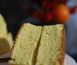 #新春美味菜肴#香橙蛋糕的做法