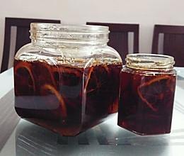 新会陈皮柠檬茶的做法