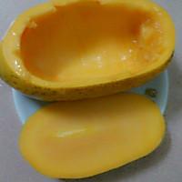 鸡蛋木瓜的做法图解2