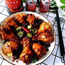 #我为奥运出食力#,,松蘑炖鸡翅根
