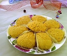 蒸黄玉米馍馍#九阳珐琅铁釜电饭煲#的做法