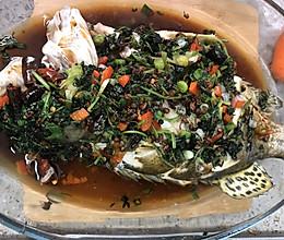 椒香鳜鱼的做法