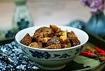 春笋青鱼红烧肉的做法