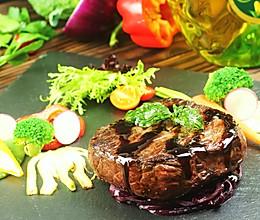 法式红酒煎牛排#西王先味道#的做法