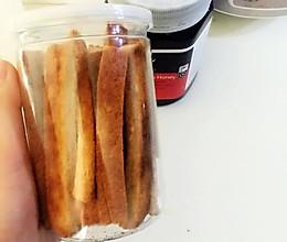 自制小零食 蜂蜜面包边的做法