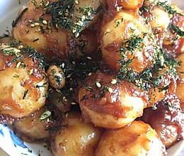 油焖土豆的做法