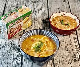超好喝的西红柿疙瘩汤的做法