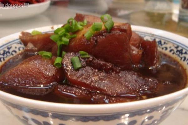 萝卜炖肉的做法