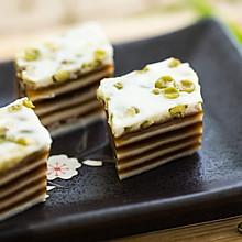 绿豆椰汁千层糕