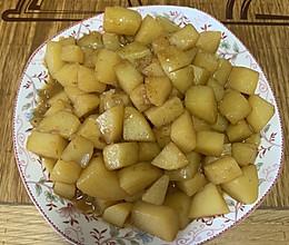油焖土豆块的做法